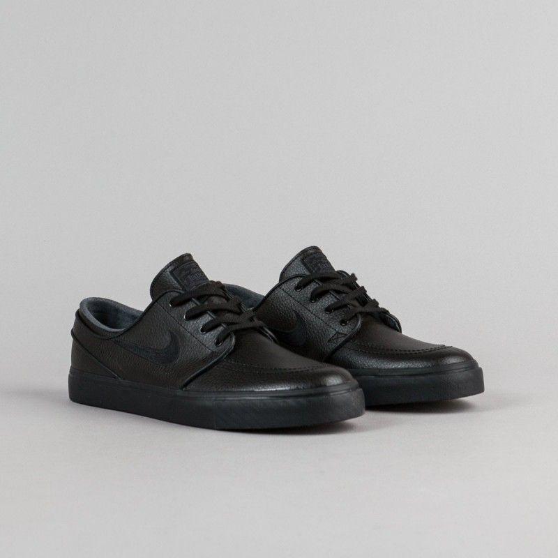zapatillas hombre nike negras sb