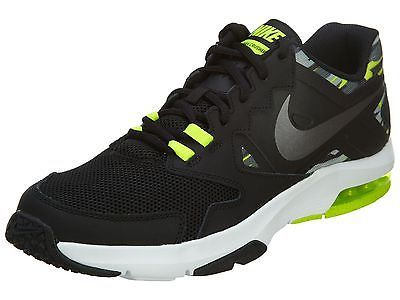 Nike Air Max Crusher 2 Premium Mens 719936 004 Black Volt