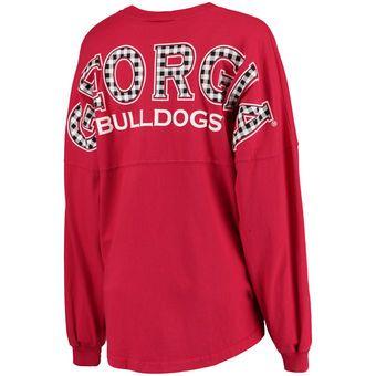 women's georgia bulldog jersey