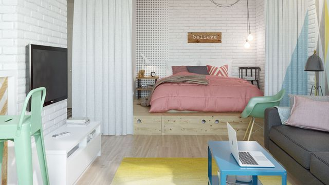 Stunning Comment Amenager Son Studio Contemporary - Design Trends ...