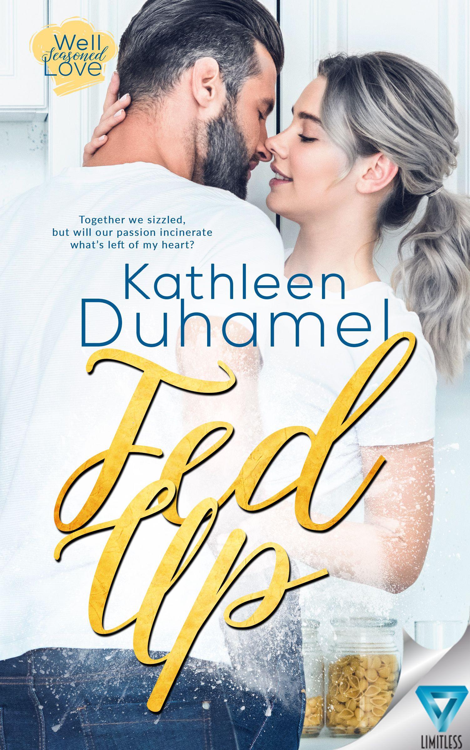 Kathleen duhamel contemporary romance book cover design
