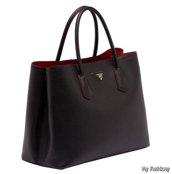 93260bab245f Prada Saffiano Leather Mini Bag 2015-2016