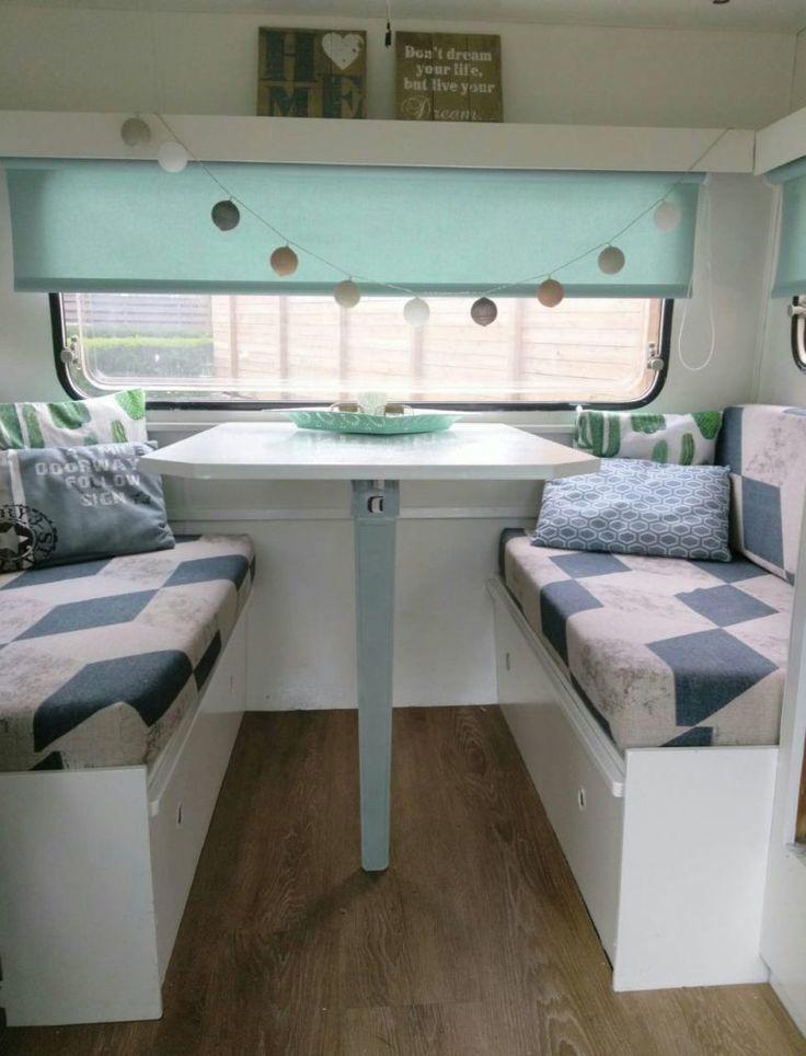 Wohnwagen renovieren, aus alt mach neu - Wie pimpe ich meinen Wohnwagen Mit Vollgas an die Arbeit!