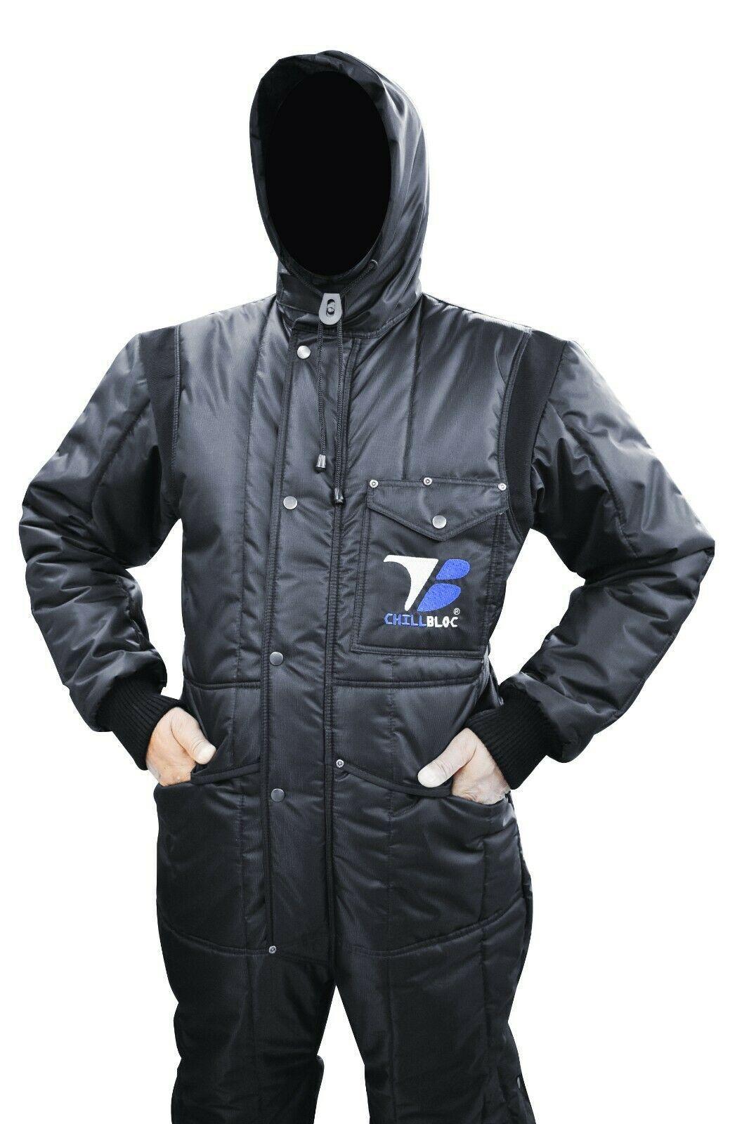 Tecbro Chill Bloc 50°F Freezer Suit Coverall Extreme Cold