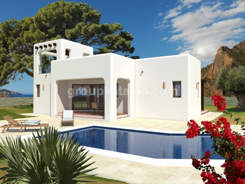 Casa ibicenca cerca amb google casa payesa pinterest for Arquitectura ibicenca
