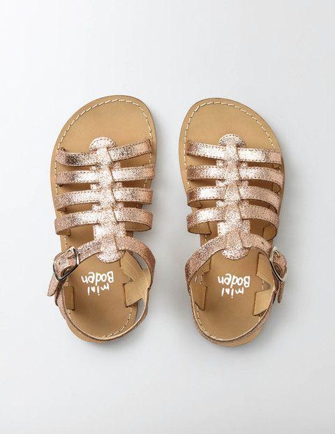 4d66d494817b Leather Gladiator Sandals 54060 Sandals at Boden