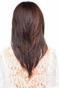 corte de pelo mujer v