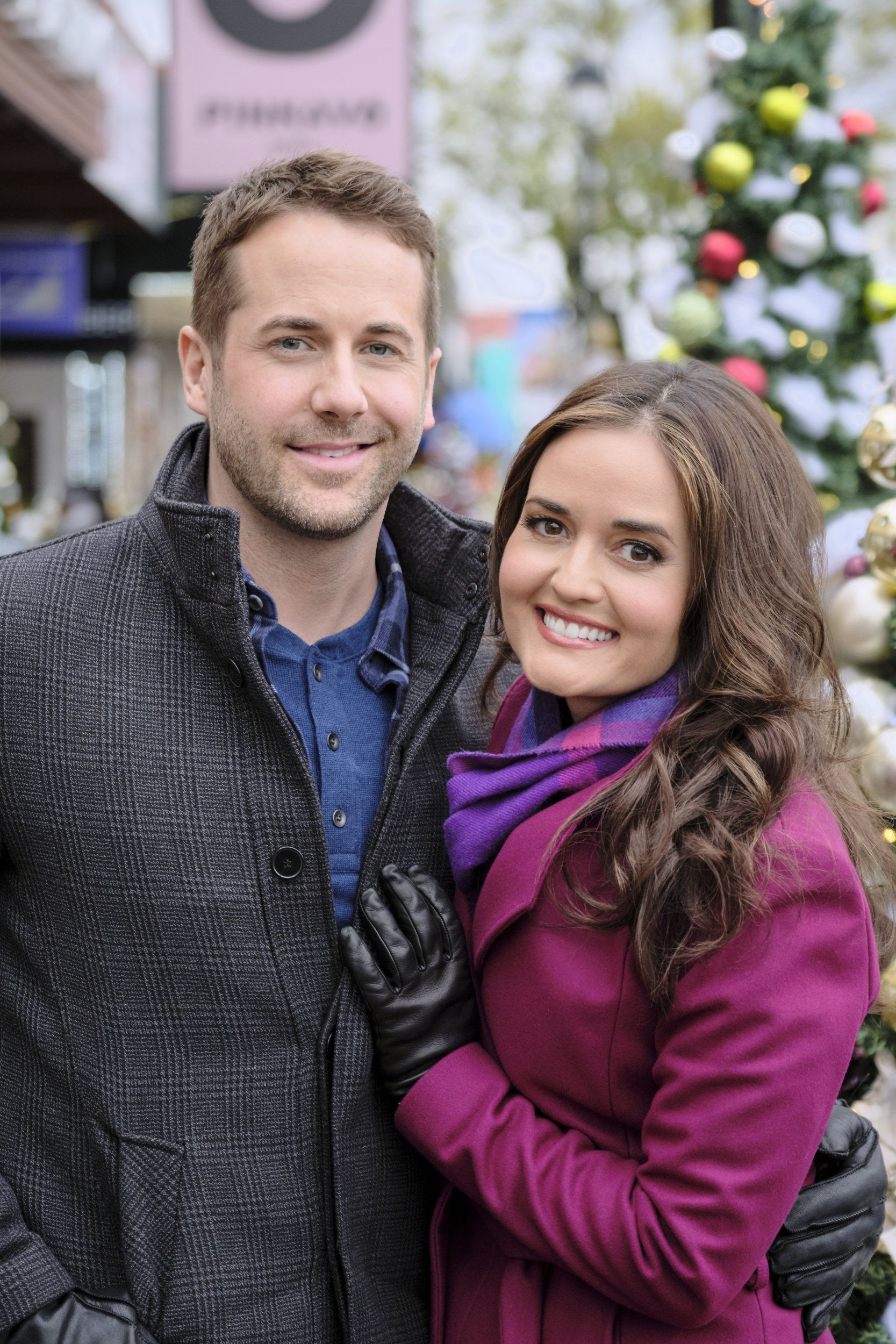 Learn more about the cast of the Hallmark Channel