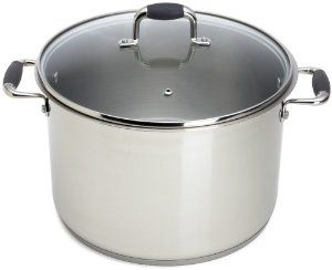 Pauli Cookware 12 Quart Never Burn Stock Pot Kitchen Dining This Is Like No Other Your Gravy Or Sauce Will Not It S A Given