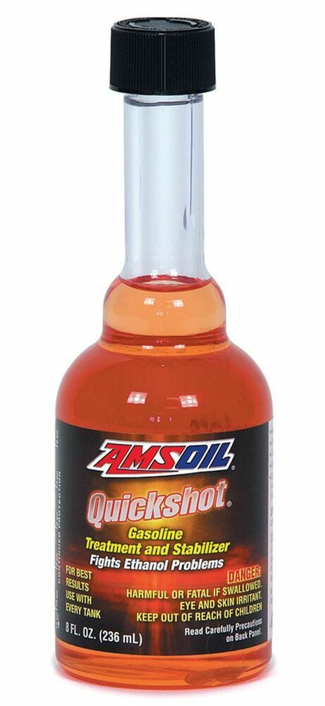 Ebay Advertisement Amsoil Quickshot Fuel Additive 8 Oz For 2 And