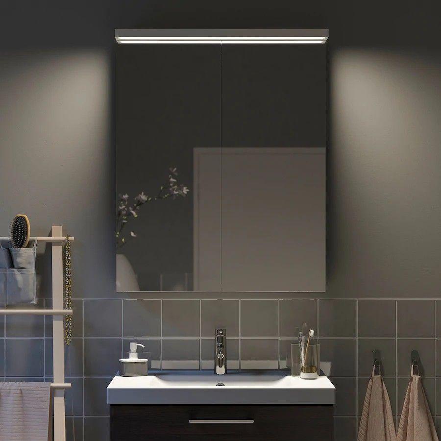 Pin Von Stempelhurra Auf Wohnung Ikea Godmorgon Spiegelschrank Spiegelschrank Ikea