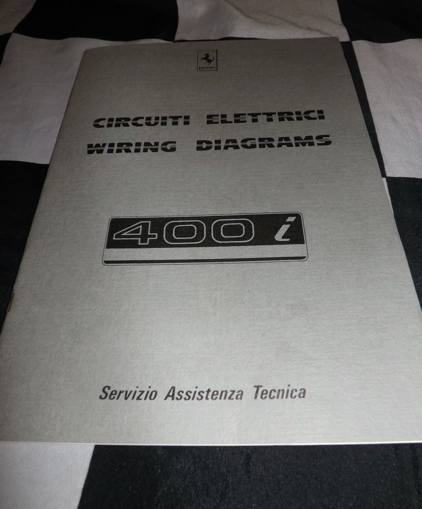 c99c400734cc74f351303eb403fb71e2 1983 ferrari 400 i wiring diagrams circuiti elettrici manual ferrari 400i wiring diagram at bayanpartner.co