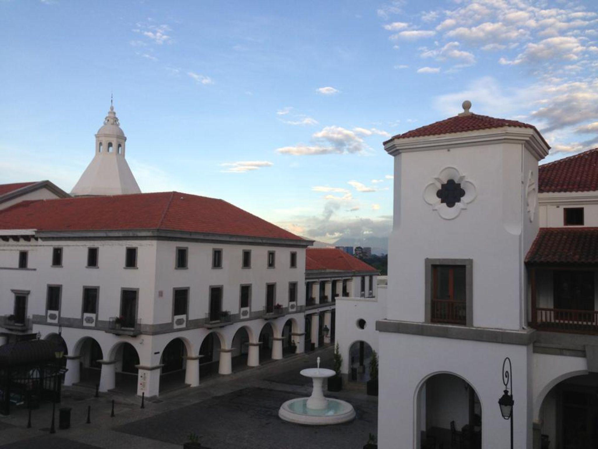 Centro comercial Cayala Centro comercial