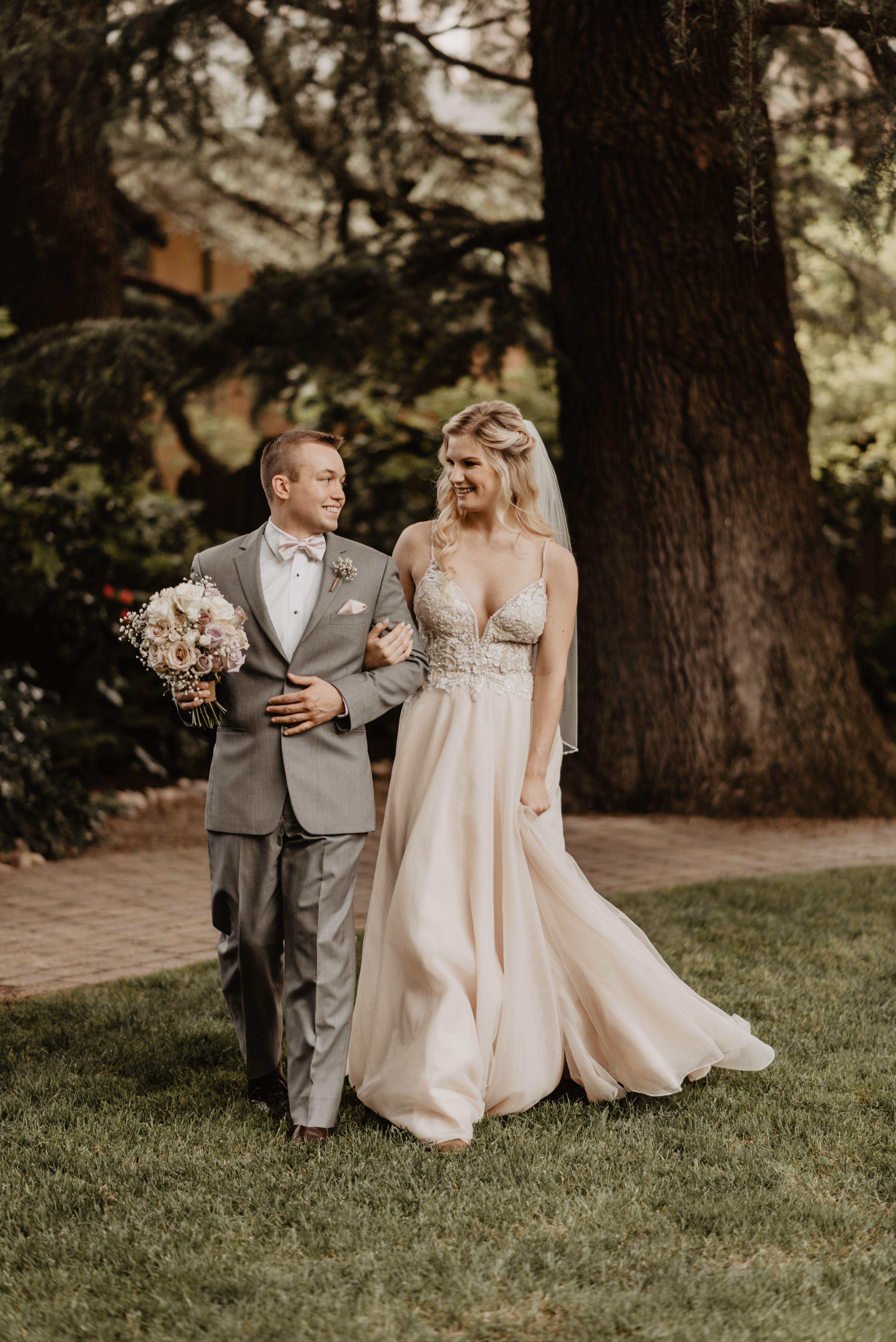 Thomas Wedding April 2018 Wine Roses Lodi Ca Western