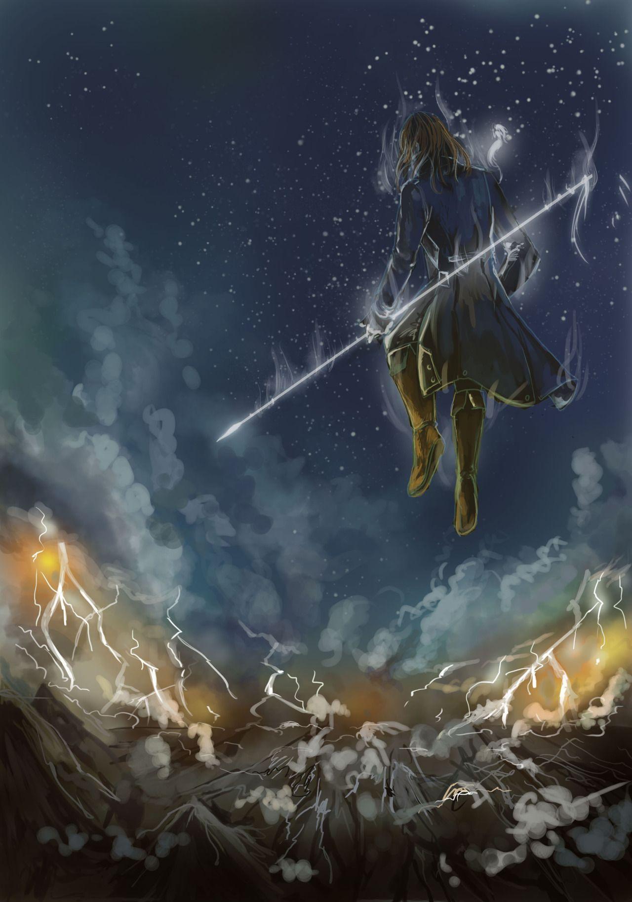 fyldc: Kaladin fron the Stormlight Archive by Brandon Sanderson