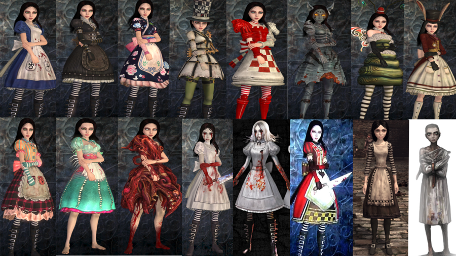 Alice Madness Returns A Halloween Review Alice