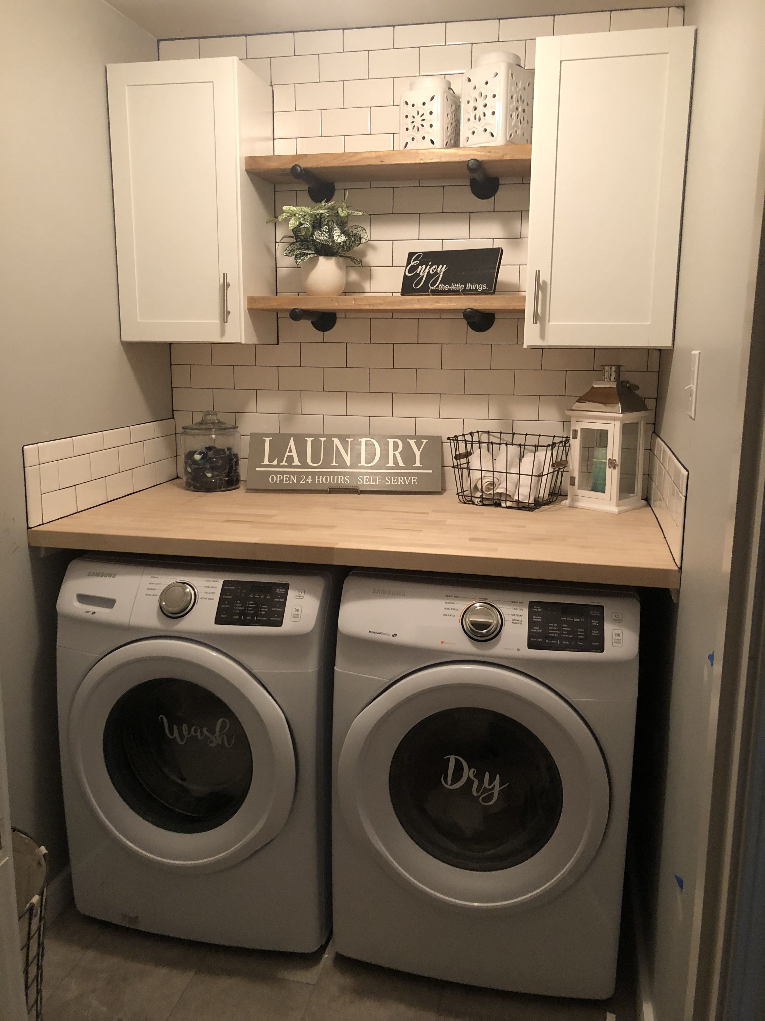 Small laundry room images