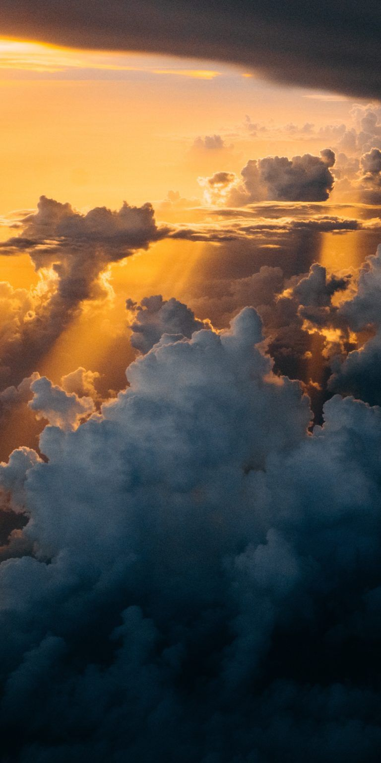 Iphone X Wallpaper Hd 1080p Tecnologist Sky Aesthetic Clouds Sky And Clouds