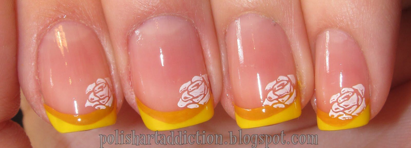 Disney beauty and the beast nails | Nails | Pinterest