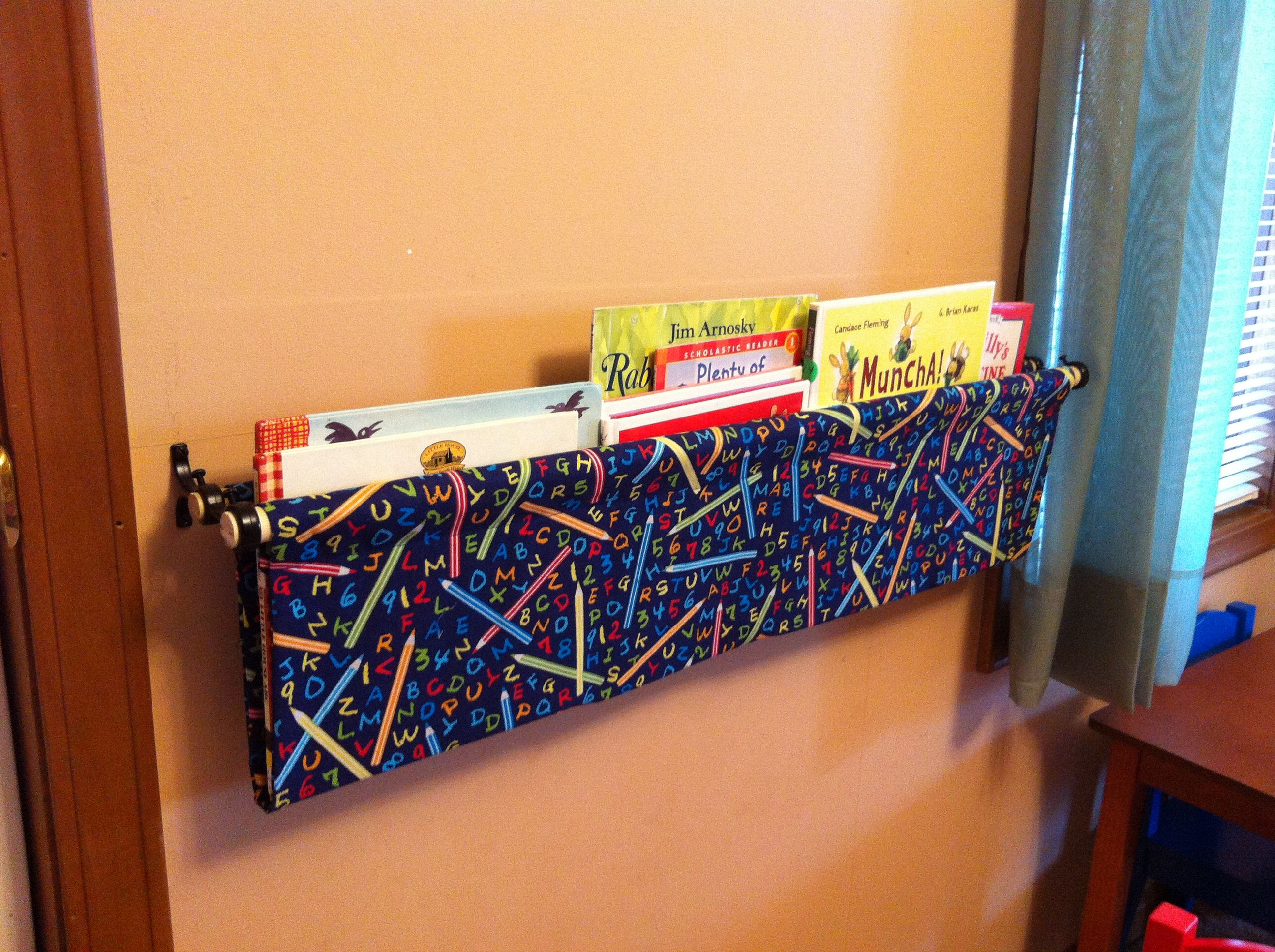 wall hanging book holder pleted projects and recipes made