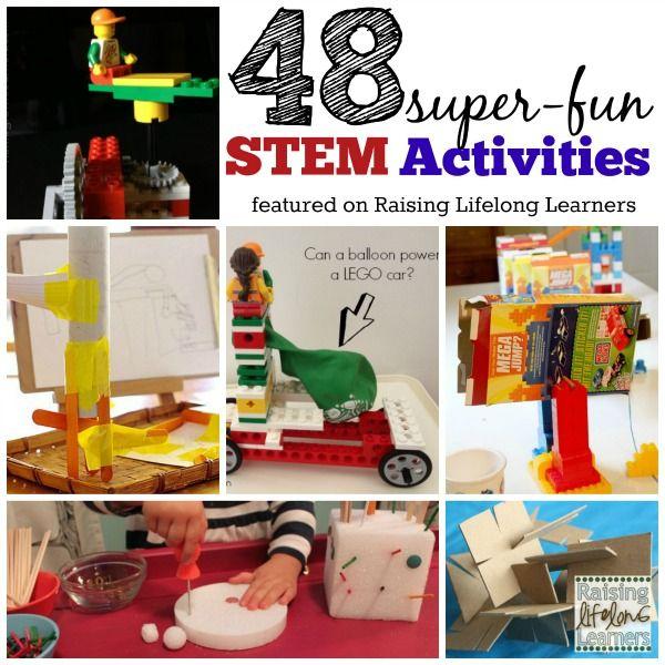 100 Super-Fun STEM Resources For Kids