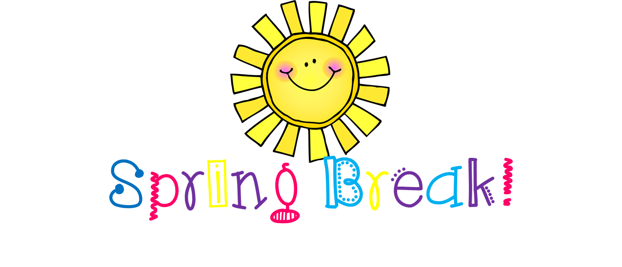 34+ Spring break clipart for teachers information