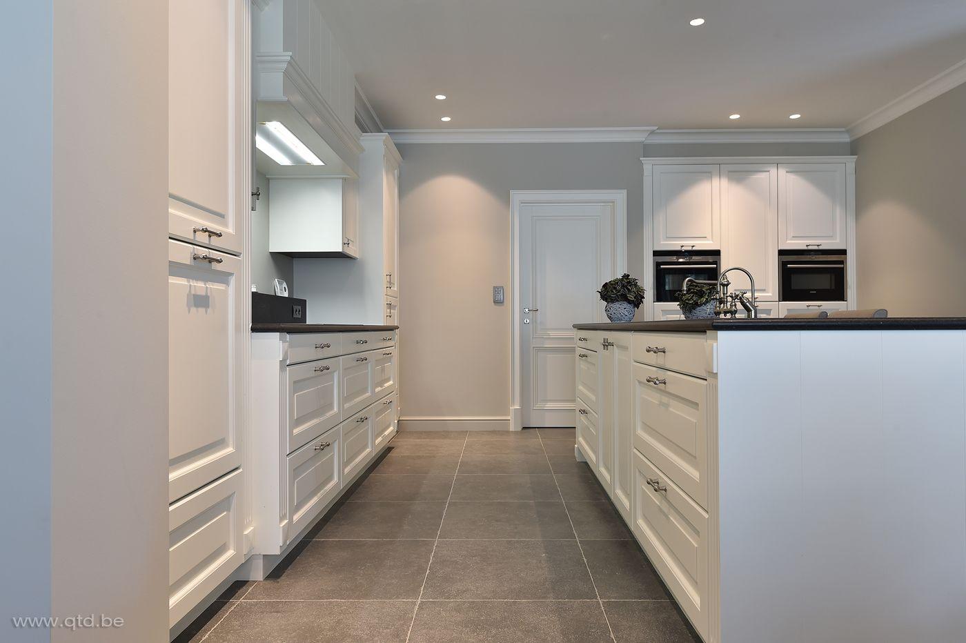 Een leefkeuken waar koken centraal staat keuken
