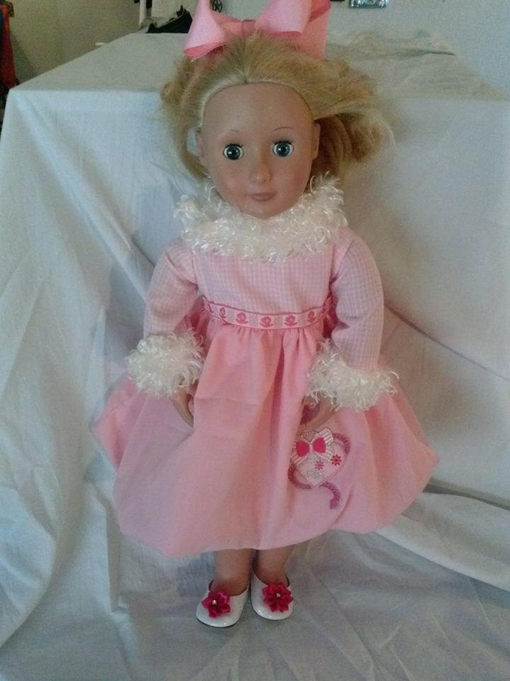 DOLL CLOTHES I MADE