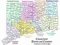 MAP OF CONNECTICUT - - Yahoo Image Search Results | What\'s doing ...