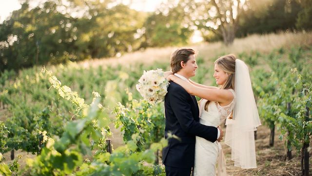Lovespun Films Anderson Ranch {Conor & Juli} Kenwood, Sonoma County by LoveSpun Handmade Wedding Films