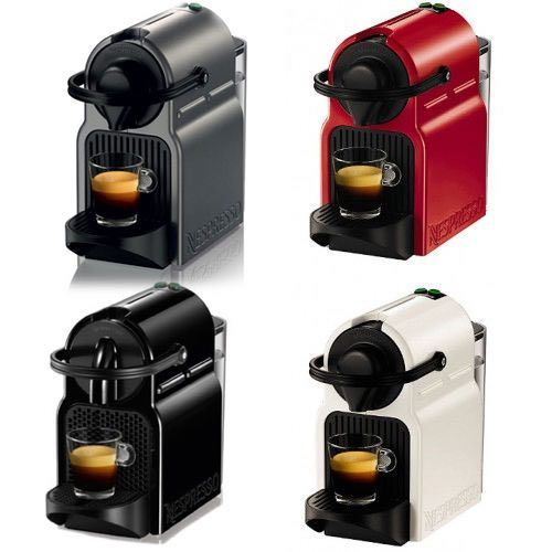 Check out this deal on eBay! Get this Nespresso Inissia Espresso Maker Only $89.00! Normallly $149.00! Make delicious expresso in your own home! Choose from 4 different colors. If you have been wanting one of these, don't wait! Grab this deal now! Comes with free standard shipping! Sleek design & LED-lit buttons lend modern style. Compact …