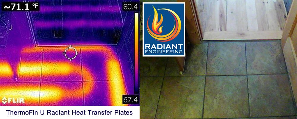 Contractor Terry Davenport Used Radiant Engineering S Thermofin U