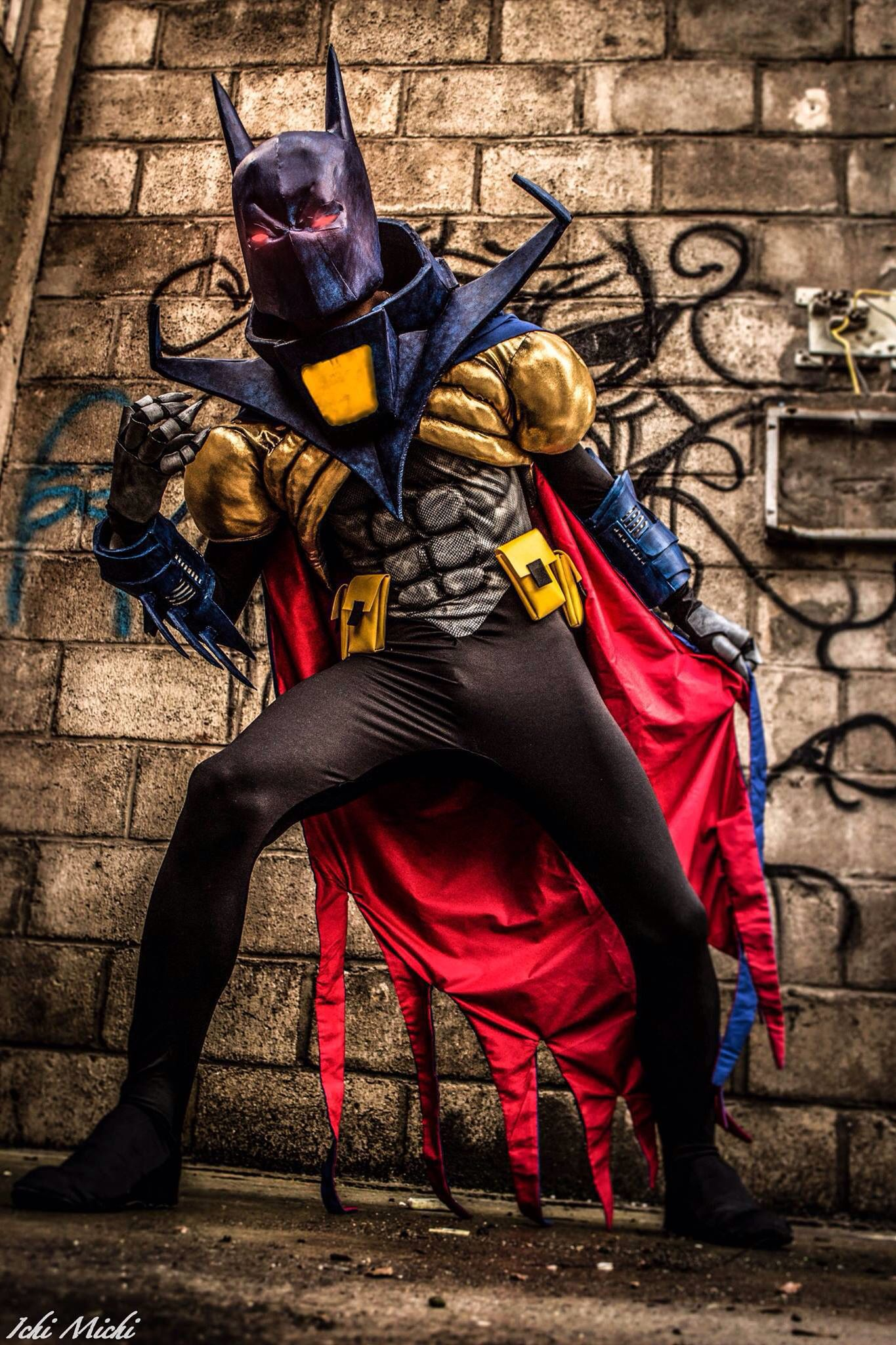 Azreal(Batman Knightfall) Cosplay