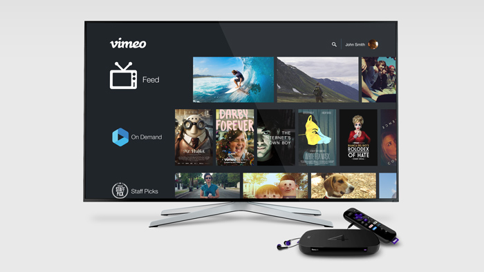 Vimeo's new Roku app lets you buy movies and shows right