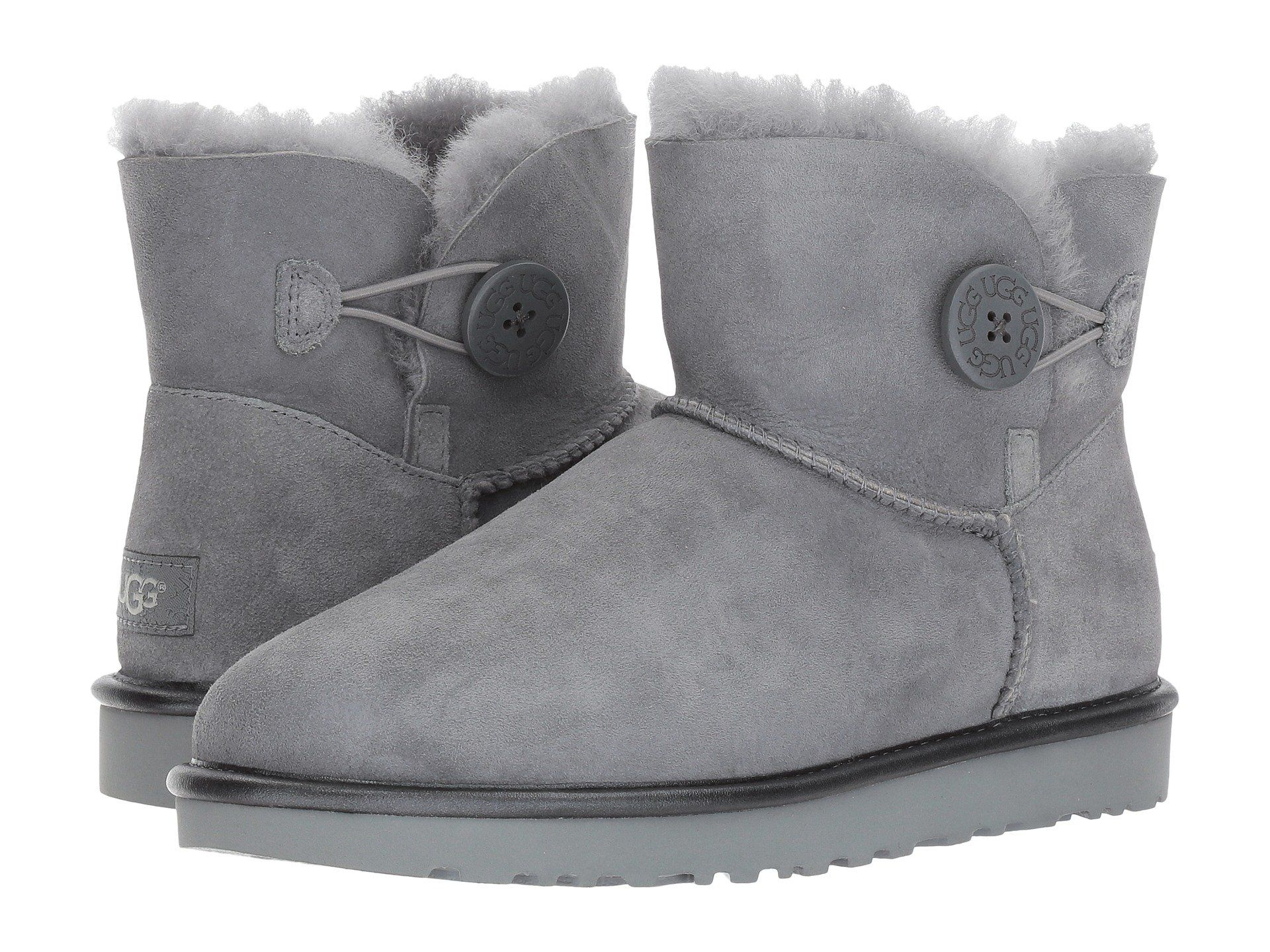 6241eeb7dfa UGG Mini Bailey Button II Metallic. #ugg #shoes # | Ugg | Mini ...