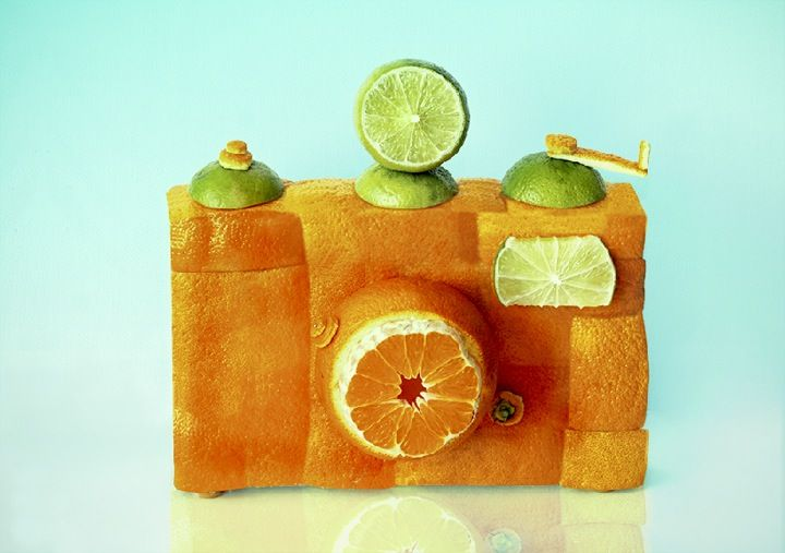 fruit cam