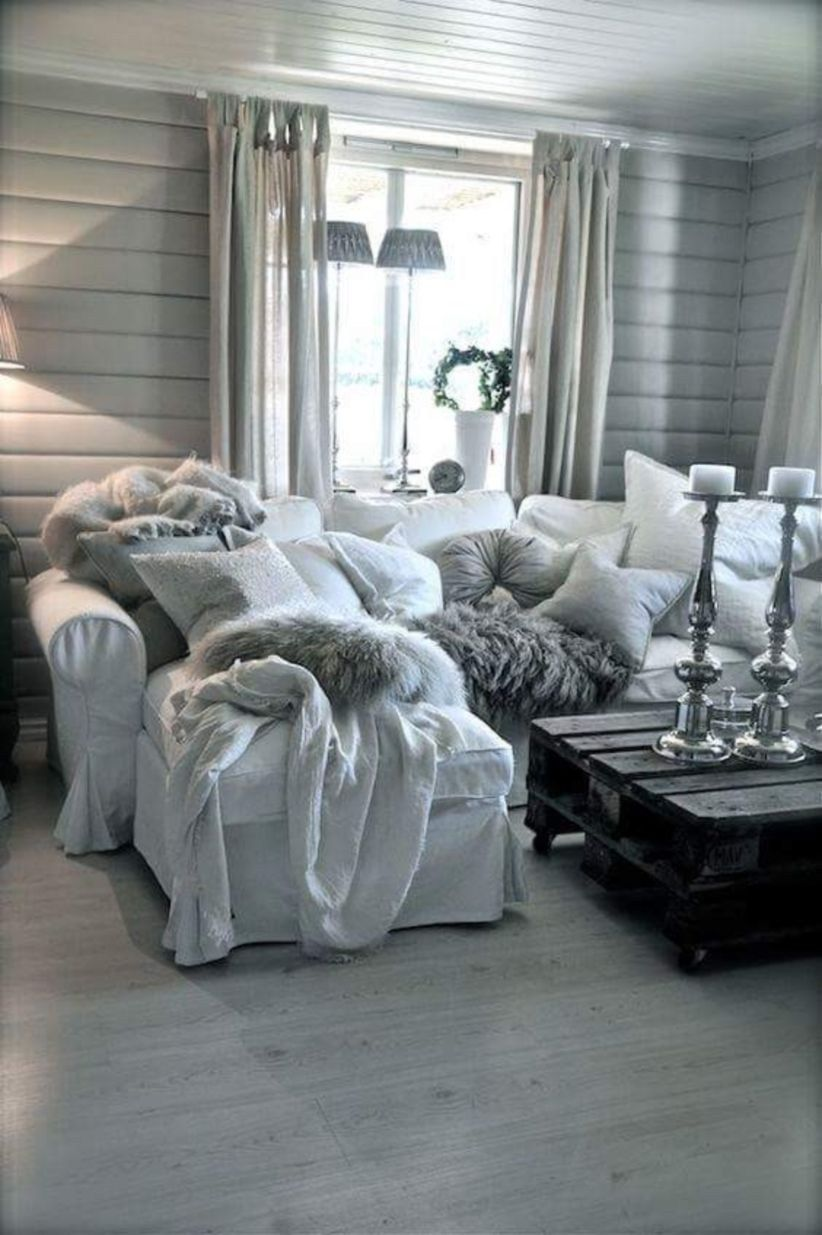 44 Living Room With High Ceiling Designs High Ceiling: 44 COMFY FARMHOUSE LIVING ROOM DESIGN IDEAS