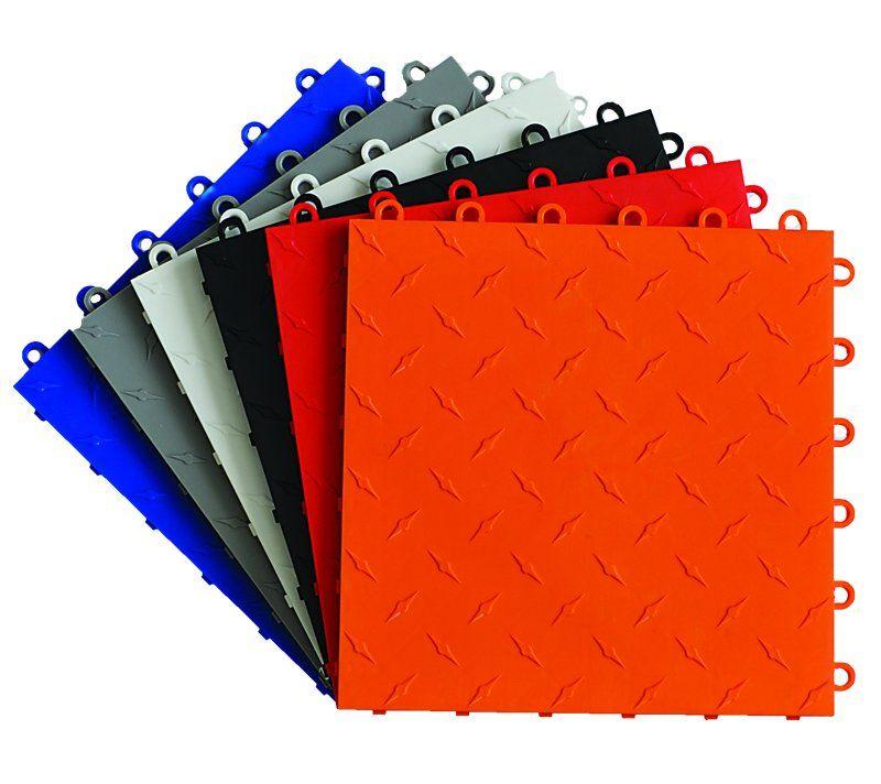 Xtreme Garage Floor Tiles Rigid Pvc Interlocking Tiles Pinterest