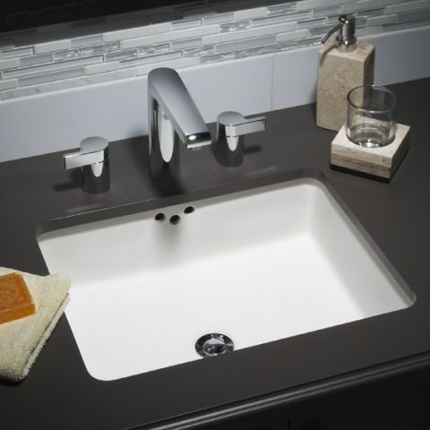 Bathroom Sinks Boxe Undermount Bathroom Sink By American