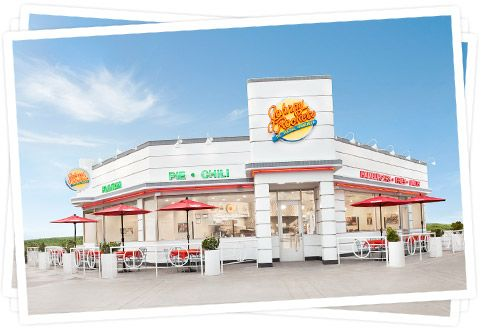Johnny Rockets Donation Request Via Us Mail Only Auction