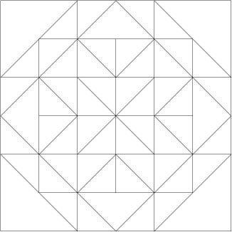 Choose from 2 Sizes when You Sew the All Hallows Quilt Block ... : blank quilt squares - Adamdwight.com