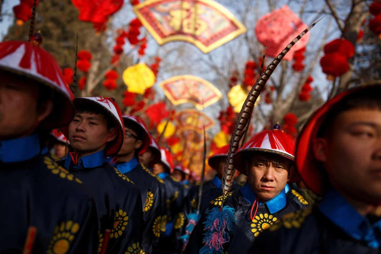 Chinese lunar new year 2019 in pictures Lunar new