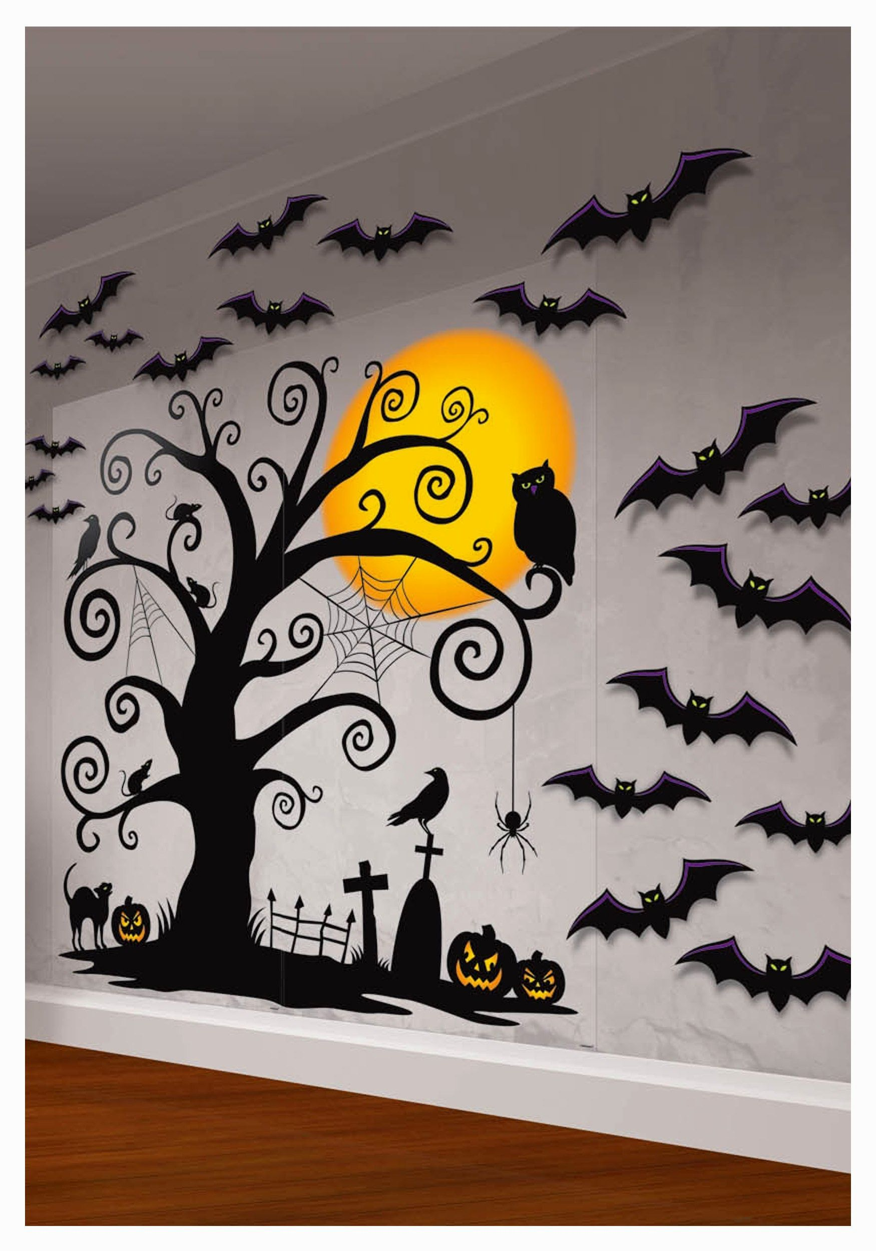 Resultado de imagen de halloween decorations for the classroom door - Halloween Classroom Door Decorations