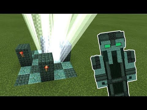 How To Make a WITHER STORM SPAWNER in Minecraft Pocket Edition