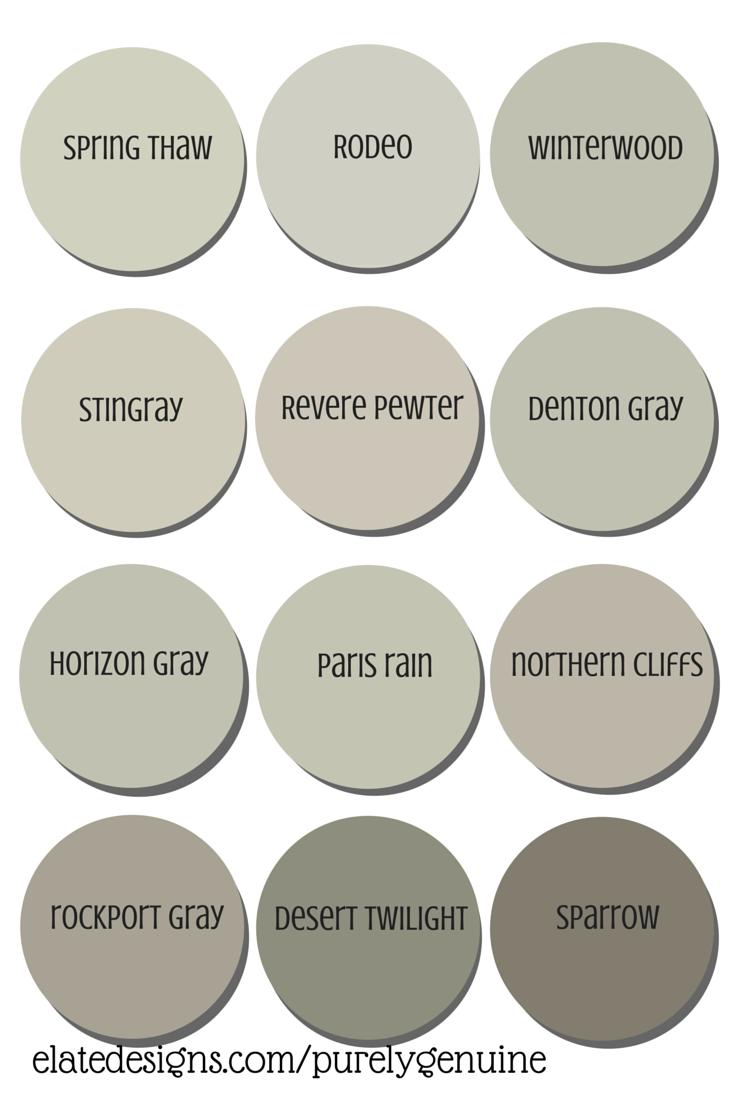 Silver Chain Paint Colour