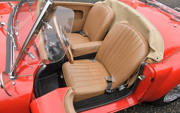 1960 Mg Mga Roadster Roadsters Engine Rebuild Tonneau Cover