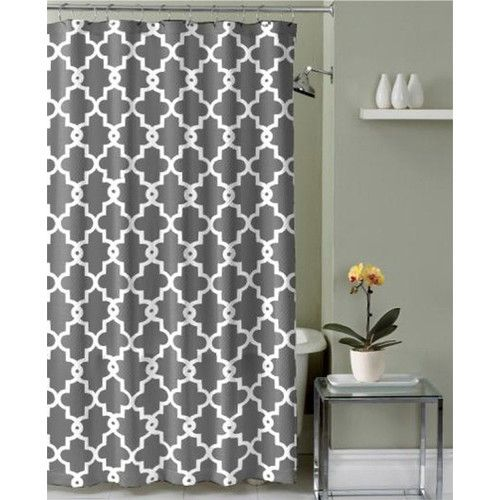 Found It At Wayfair Shower Curtain Fabric Shower Curtains Bathroom Shower Curtains Patterned Shower Curtain