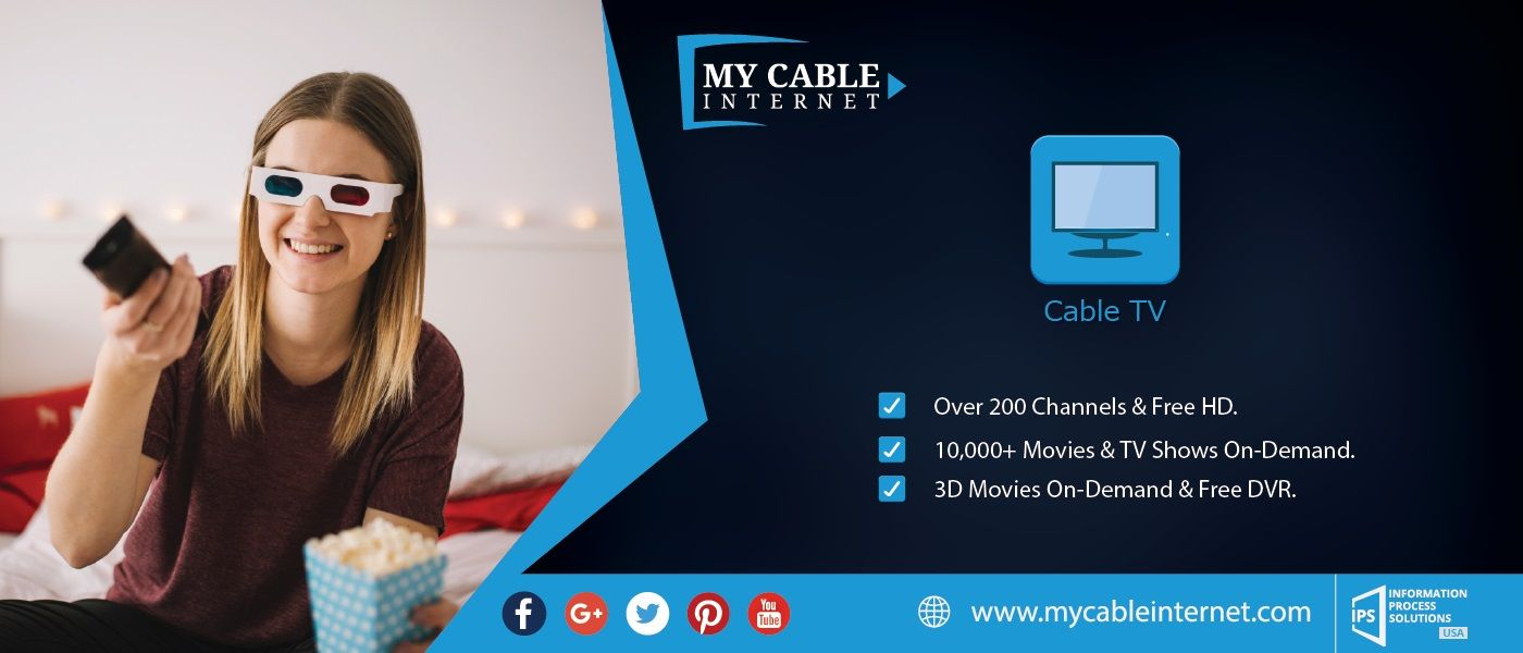 For higher speed, contact My Cable