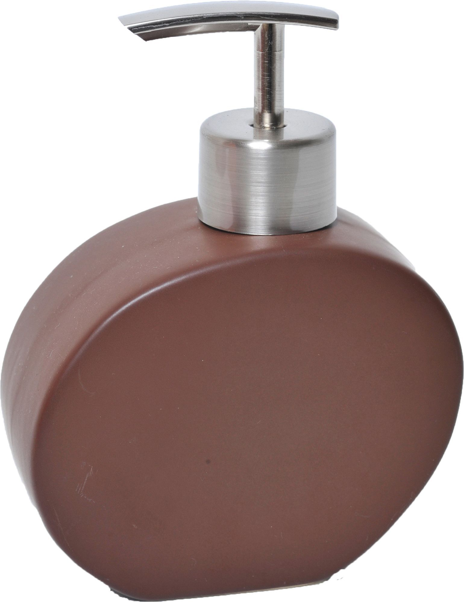 Stoneware bathroom accessories - Stoneware Bathroom Soap Dispenser