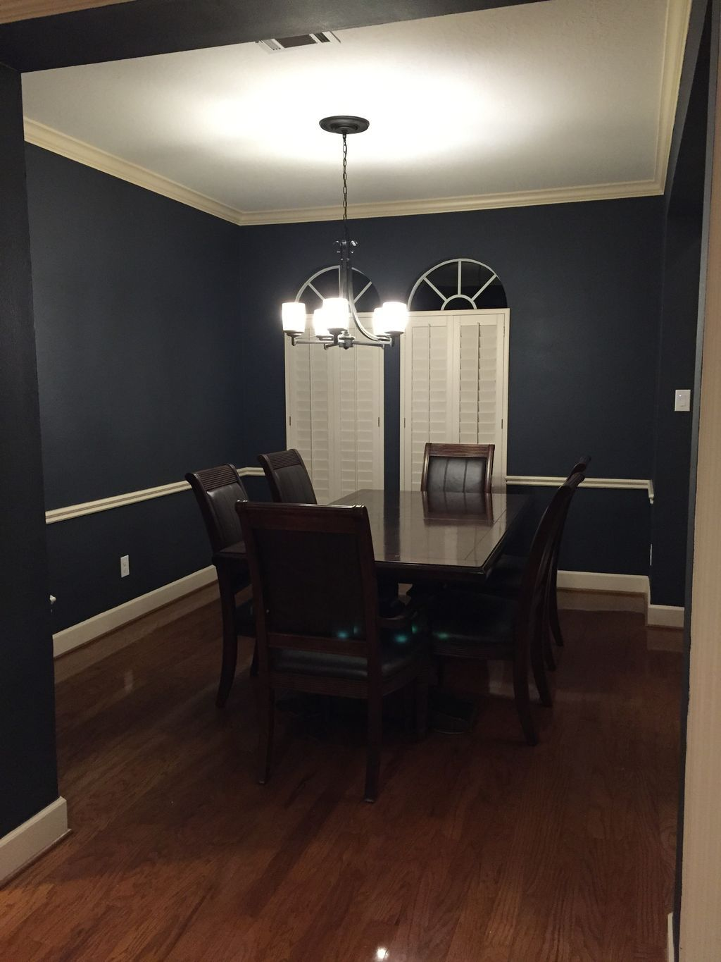 42 Sherwin Williams Cyberspace Paint Color That Will Last Through Any Trend Color Is A Significant Media Room Paint Colors Media Room Colors Dark Interiors
